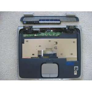 HP pavilion ze4300 Front Bezel Cover Touchpad Speakers