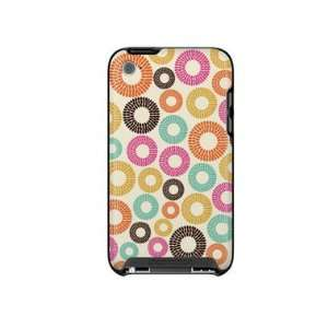 Teal Ipod Touch 4 Capsule Case W/ Premium Protection Vibrant Colors