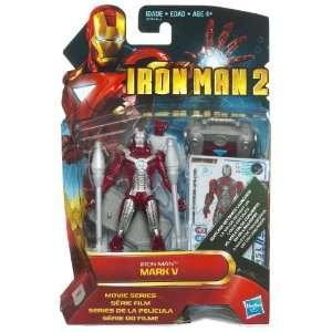 Iron Man 2 Concept 3.75 Inch Figure Iron Man Mark V