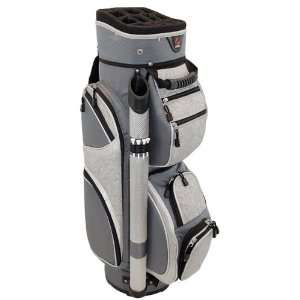Hunter Eclipse Ladies Golf Cart Bag   Gray/Granite Sports