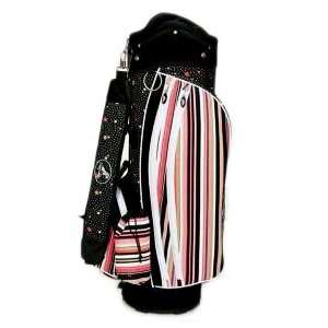 Sassy Caddy Flirty Ladies Golf Bag: Sports & Outdoors