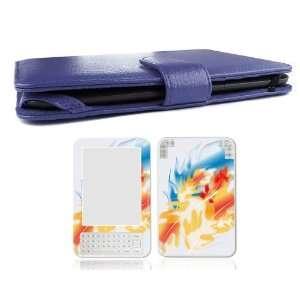Bundle Monster Kindle 3/Kindle Keyboard Genuine Leather Case Cover