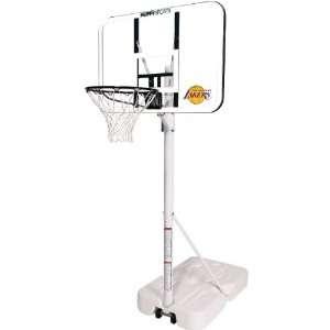 Los Angeles Lakers NBA Backboard and Rim Combo Sports