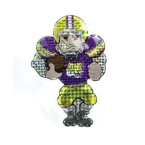 LSU Tigers Lighted Lawn Figure: Sports & Outdoors