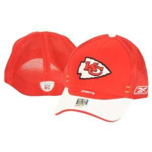 Kansas City Chiefs Flex Fit Trucker Style Mesh Back Baseball Ball Hat