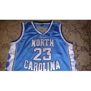 Michael Jordan North Carolina #23 jersey Sz 52 Xl  Sports