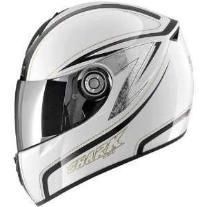 Shark RSI D Tone Full Face Helmet Small  White