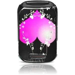 Motorola WX400 Rambler Graphic Case   Big Pink Heart Cell