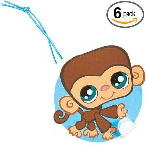 Designware Littlest Pet Shop Notepads, 4 Count Packages