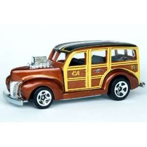 Wheels Connect Cars California 40s Woodie 164 Scale Toys & Games
