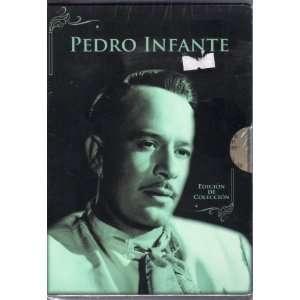 Pedro Infante Paquete De 5 Peliculas Edicion De Coleccion [NTSC/Region