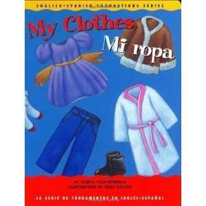 Bilingual) (Board Book) (English and Spanish Edition) [Board book
