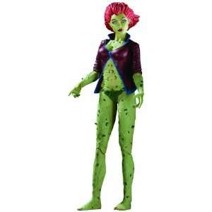 Batman: Arkham Asylum Series 2: Poison Ivy Action Figure: Toys & Games