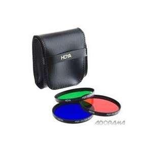 Hoya 52mm POP Special Effects Color Filter Set (Green Red