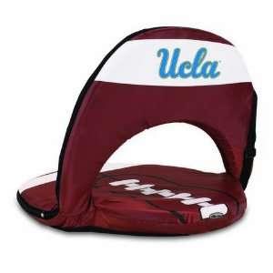UCLA Bruins Reclining Football Stadium Seat  Sports