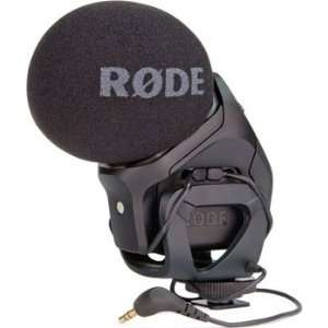 Rode STEREO VIDEOMIC PRO Professional Stereo Camera