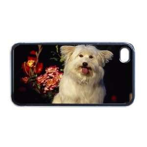 Cute puppy dog Apple iPhone 4 or 4s Case / Cover Verizon