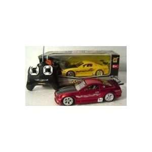 122 radio control turbo muscle sport car Toys & Games