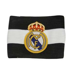 Top Quality Soccer Real Madrid FC Black Captains Armband
