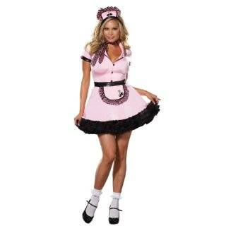 melissa doug waitress role play 50 s waitress costume 3