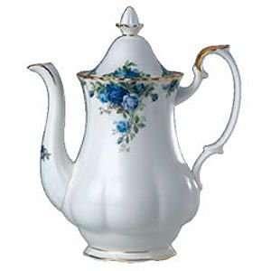 Royal Albert Moonlight Rose Large Coffee Pot Kitchen