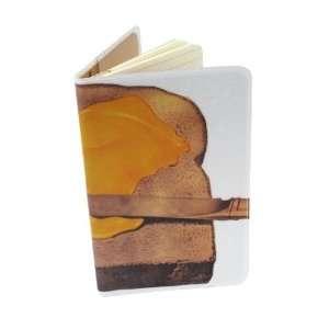 Bread & Butter Toast & Jam Moleskine Notebook Cover