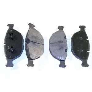 Prime Choice Auto Parts SMK920 Premium New Semi Metallic Front Brake