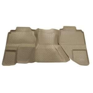 Seat Floor Liner for Chevrolet Silverado 2500 HD (Tan) Automotive