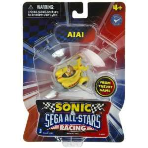 Mini Racer Sonic All Stars Racing Vehicle  Toys & Games
