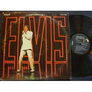 ELVIS / Original Soundtrack From His NBC TV Special Elvis