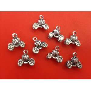 Silver Tibetan Style Charms Pendants Jewelry Finding Arts, Crafts