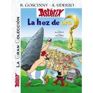 Asterix la hoz de oro / Asterix and the Golden Sickle La