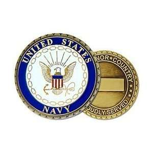 US Navy Seal Challenge Coin Everything Else