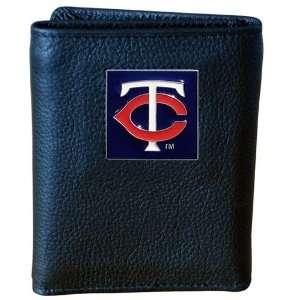 MLB Minnesota Twins Tri fold Wallet