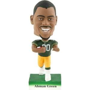 Ahman Green Green Bay Packers Bobble Head Doll