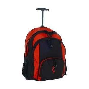 Mercury Luggage Cincinnati Bearcats Wheeled Backpack