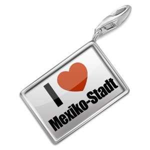 FotoCharms I Love Mexico City region Mexico, North America   Charm