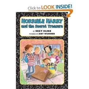 and he Secre reasure (9780670011810) Suzy Kline, Amy Wummer Books