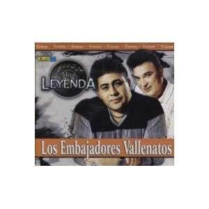 Una Leyenda: LOS EMBAJADORES VALLENATOS: Music