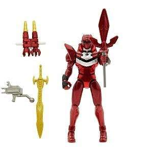 Jungle Fury Red Ranger Power Rangers Jungle Fury Action