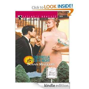 Cinderella for a Night (Intimate Moments, 1029) Susan Mallery