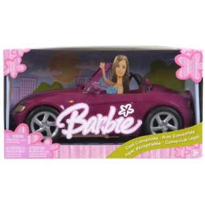 Barbie Forever Barbie Cool Convertible Toys & Games