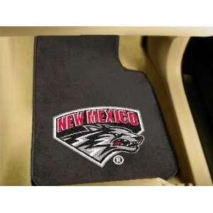New Mexico Lobos Carpet Car/Truck/Auto Floor Mats  Sports