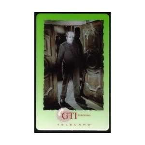 Collectible Phone Card (20m) Chamber of Horrors Frankenstein Close