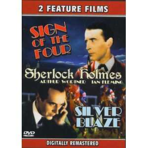 Sherlock Holmes Sign of the Four Silver Blaze Movies & TV