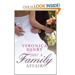 Just a Family Affair (Large Print Book) (9781405649957