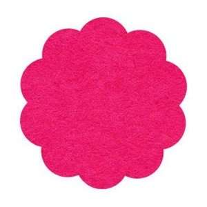 Wool Blend Felt   Raspberry Arts, Crafts & Sewing