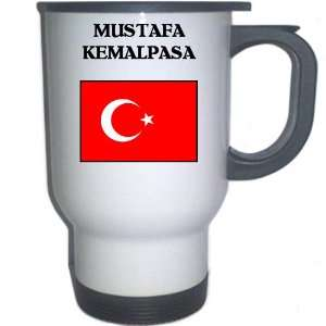 MUSTAFA KEMALPASA White Stainless Steel Mug Everything Else