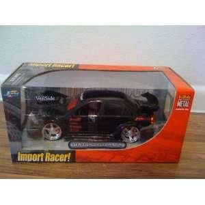 Racer 124 Mitsubishi Lancer Evolution VI  Toys & Games