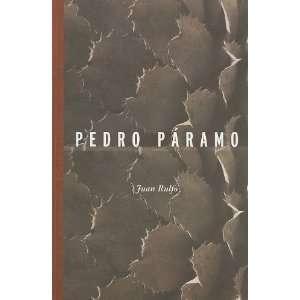 Pedro Paramo (Idiomas Y Literatura) (Spanish Edition) [Paperback]